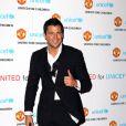 "Mark Wright lors du gala ""United for Unicef"" le 12 décembre 2011 à Old Trafford à Manchester"