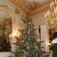 Au lendemain de la tuerie de Liège, le roi Albert II et la reine Paola de Belgique donnaient mercredi 14 décembre 2011 leur traditionnel concert de Noël, au Palais, à Bruxelles.