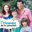 Stéphane Plaza dans le téléfilm L'homme de la situation, le 15 décembre 2011 sur M6