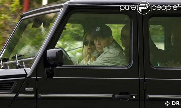 Kate Hudson et Lance Armstrong