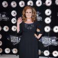 Selon le magazine  Forbes , Adele a gagné 18 millions de dollars cette année. Ici photographiée à Los Angeles, le 28 août 2011.