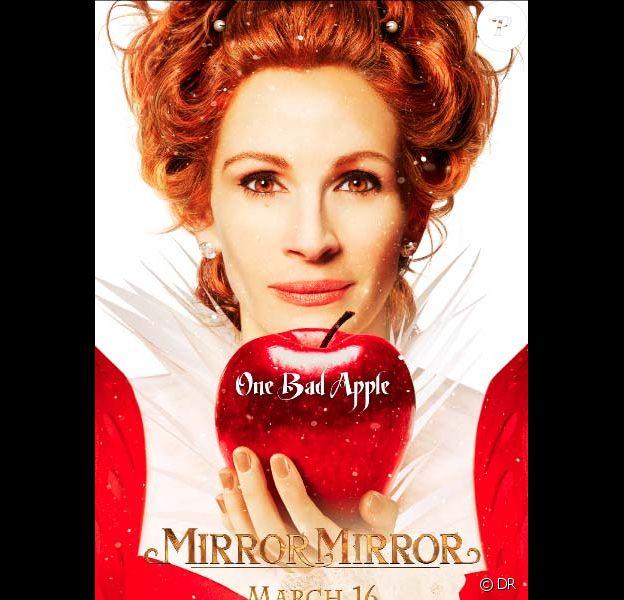 Julia Roberts dans Mirror, Mirror, en salles le 11 avril 2012.