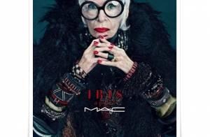 M.A.C : La maison de beauté présente son égérie de 90 ans !