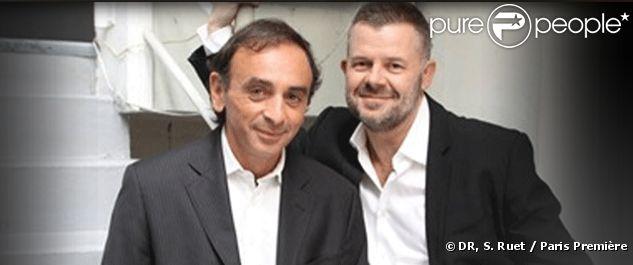 Eric Zemmour et Eric Naulleau vont peut-être passer de M6 à Paris Première