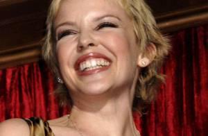 Kylie Minogue : ses 40 ans, c'est une affaire de famille !