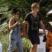 Vanessa Hudgens très démonstrative avec son chéri Austin Butler