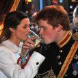 Les sosies de Pippa et Harry le 7 décembre 2011. En 2011, il n'y a pas que la vie de Kate Middleton qui a changé : celle de sa soeur Pippa Middleton aussi.