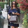 Pippa, août 2011 à Londres. En 2011, il n'y a pas que la vie de Kate Middleton qui a changé : celle de sa soeur Pippa Middleton aussi.