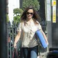 Pippa Middleton à Londres le 20 mai 2011.   En 2011, il n'y a pas que la vie de Kate Middleton qui a changé : celle de sa soeur Pippa Middleton aussi.
