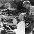 Meryl Streep et Robert Redford dans Out of Africa