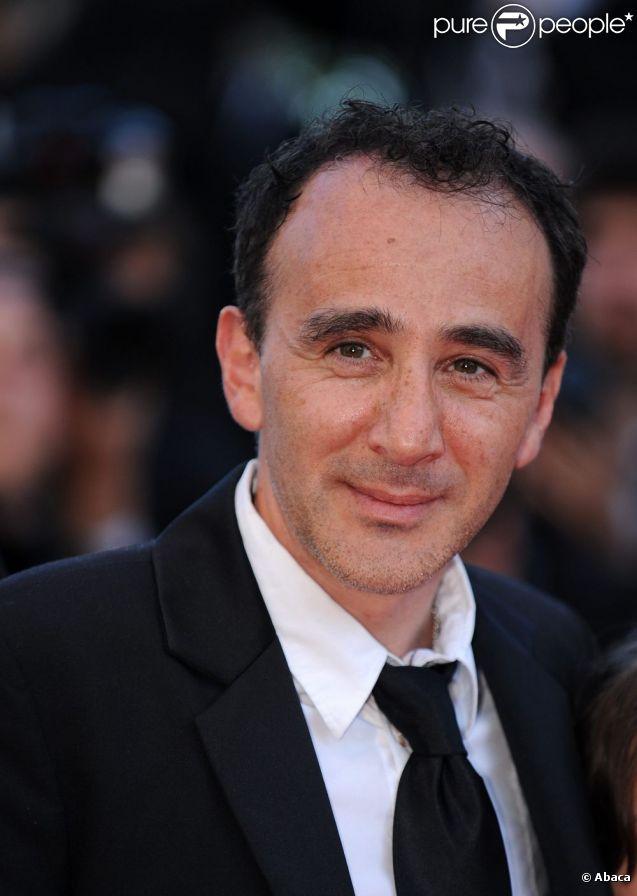 Elie Semoun à Cannes en mai 2011