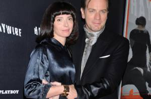 Ewan McGregor et sa femme française Eve Mavrakis : Le couple se montre enfin