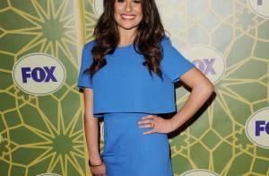 Lea Michele et Zooey Deschanel : Les stars glamour de Glee et New Girl à la fête