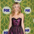 Fiona Gublemann de la sitcom  Wilfried  à la soirée All-Star d'hiver de la Fox, à Pasadena, le 8 janvier 2012.