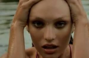 Candice Swanepoel, Lily Aldridge, Alessandra Ambrosio : une plage, trois bombes