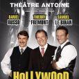 L'affiche de la pièce Hollywood