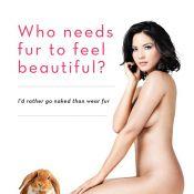 Olivia Munn : Nue, célibataire et sensuelle pour la cause animale