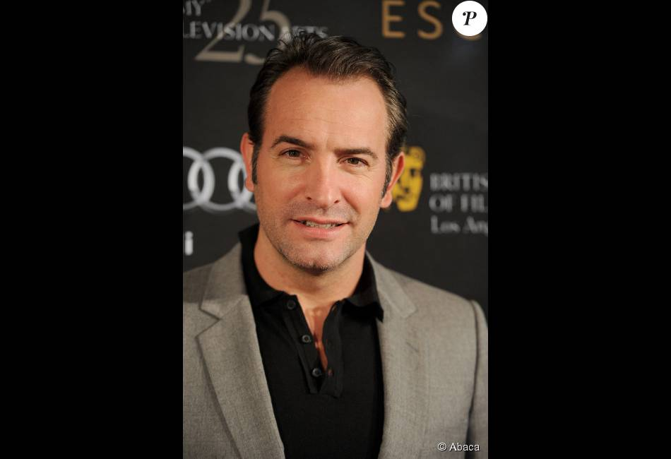 Jean dujardin la tea party des bafta los angeles le for Jean dujardin bafta