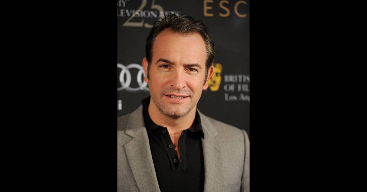 Jean dujardin la tea party des bafta los angeles le for 94 jean dujardin