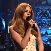 Lana Del Rey : Sublime apparition aux côtés d'un Daniel Radcliffe enchanté