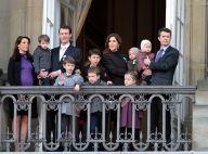 Reine Margrethe: Les royaux, leurs enfants, leurs folles tenues... Quel jubilé !