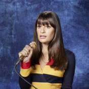 Glee : Lea Michele s'offre deux pères très célèbres