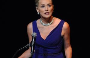 Sharon Stone : Ses fausses couches, son divorce... La star à coeur ouvert