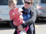 Jennifer Garner enceinte : Infatigable, Seraphina dans les bras, elle rayonne