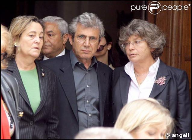 Michel Boujenah à l'hommage à Jean-Claude Brialy
