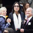 Nana Mouskouri à l'hommage à Jean-Claude Brialy