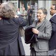 Simone Veil à l'hommage à Jean-Claude Brialy