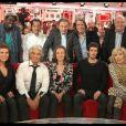 L'enregistrement de l'émission Vivement Dimanche, diffusée dimanche 29 janvier 2012 sur France 2