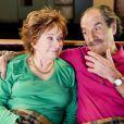 Le couple Huguette et Raymond est interprété par Marion Game et Gérard Hernandez dans Scènes de Ménages sur M6.