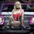 Britney Spears en décembre 2011 à Mexico