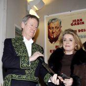Régis Wargnier : Pour son sacre, Catherine Deneuve brandit une épée