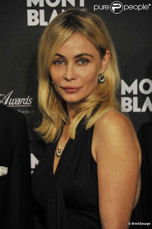 Emmanuelle Béart le 9 septembre 2011 à Monaco