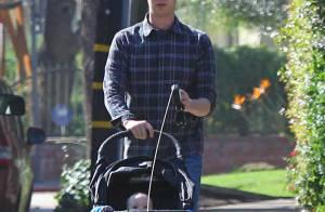Colin Hanks : Le fils de Tom Hanks en papa poule avec sa mignonne Olivia