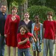 Le casting d'une Famille d'accueil