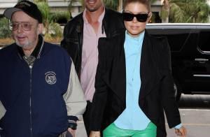 Fergie : Fashion faux-pas pour son escapade amoureuse avec Josh Duhamel