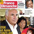France Dimanche en kiosques le vendredi 10 février 2012