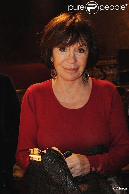 Danièle Evenou en janvier 2012 à Paris