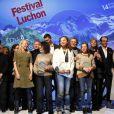 Palmarès de la 14e édition du Festival de Luchon. Le 11 février 2012
