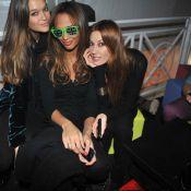 Mareva Galanter et Delphine Chanéac ont passé une Crazy Night avec Beth Ditto
