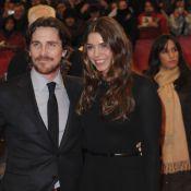Christian Bale et sa superbe femme : Un beau couple discret