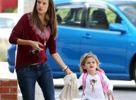 Alessandra Ambrosio enceinte : Une James Bond girl prête à tout pour sa fille