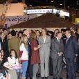 L'infante Elena d'Espagne inaugurait le mercredi 22 février 2012 la 20e édition de Aula, Salon international de l'étudiant et de l'offre éducative.