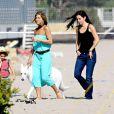Jennifer Aniston et Courteney Cox