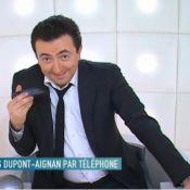 Gérald Dahan : L'humoriste viré piège une nouvelle fois Nicolas Dupont-Aignan