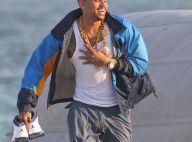 Chris Brown et sa girlfriend amoureux, bien loin de la polémique Rihanna