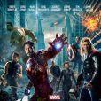 La nouvelle affiche d' Avengers
